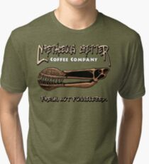 Cretaceous Critter Coffee Co. Tri-blend T-Shirt