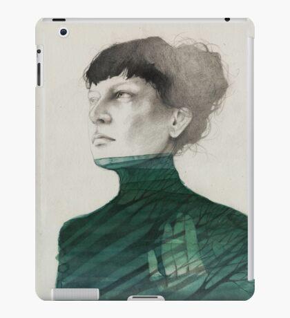 Nicole J iPad Case/Skin