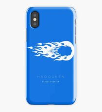 Hadouken Minima iPhone Case