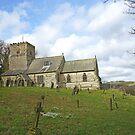 Kirby Underdale Church by Mark Baldwyn