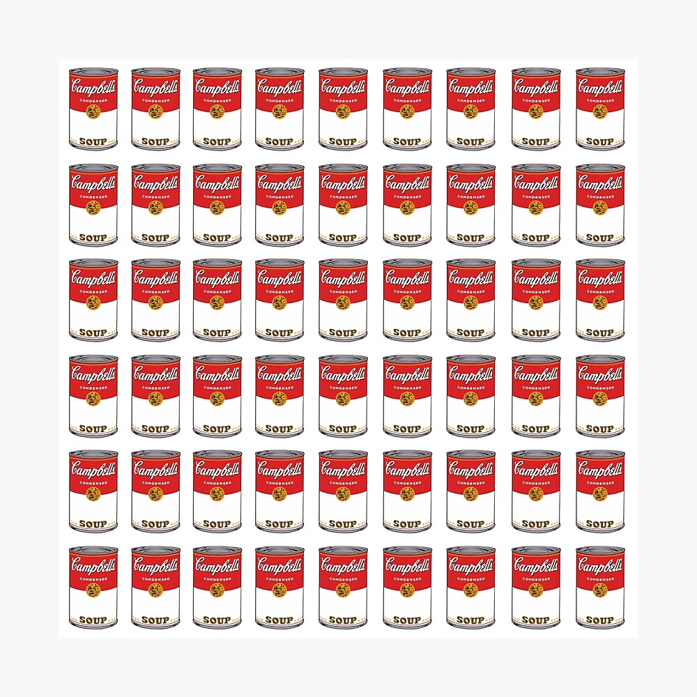 Campbell Soup Photographic Print