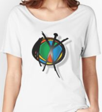 reach for peace Women's Relaxed Fit T-Shirt