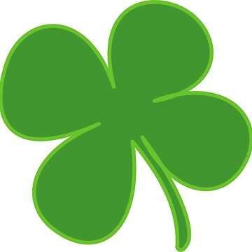 Four leaf clover by Mallorys