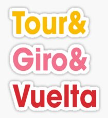 Grand Tours v3 Sticker