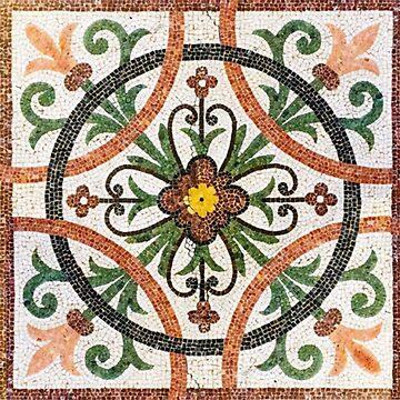 Palais Garnier Mosaic by rachelshade