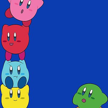 Kirby Totem by Vaulter