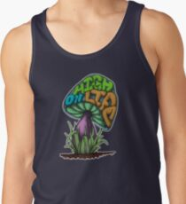 High on Life - The Story of a Mushroom Tank Top