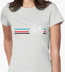 Bike Stripes Velodrome T-Shirt