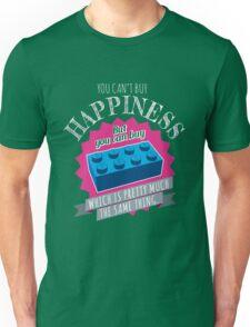 Brick Happiness Unisex T-Shirt