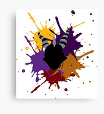 Spyro Splash Canvas Print