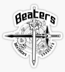 Beaters Sticker