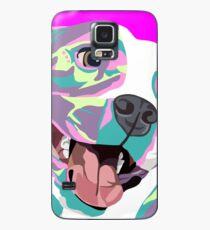 Pitbull art Case/Skin for Samsung Galaxy