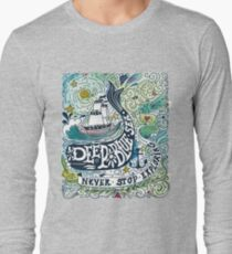 Deep blue sea.. Long Sleeve T-Shirt