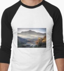 Nature Men's Baseball ¾ T-Shirt