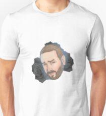 Men on Roses 6 - Jess T-Shirt