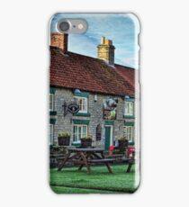 The Royal Oak Inn, Gillamoor iPhone Case/Skin