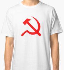 Hammer und Sichel Classic T-Shirt