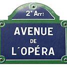 Avenue de L'Opéra by rachelshade