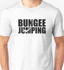 Bungee jumping Unisex T-Shirt