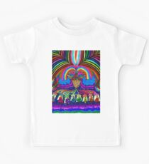 Psychedelic Abduction  Kids Clothes