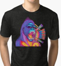 Primal Roar Tri-blend T-Shirt