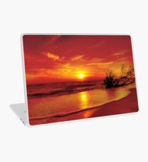 Evening in colour Laptop Skin
