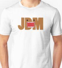Domo Monster in JDM letters T-Shirt