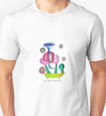 Jazz 1 by Diego Manuel Unisex T-Shirt