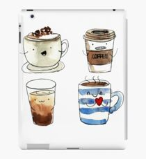 For coffee lover iPad Case/Skin