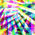 Abstract Lines Jazz by Artworksy
