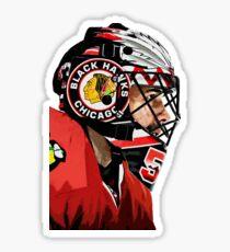 Corey Crawford Sticker