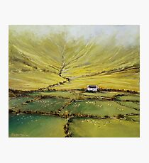 Kerry farmhouse Photographic Print