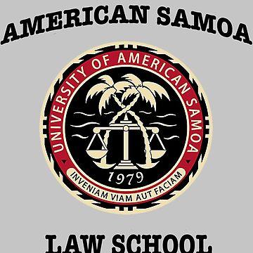 University of American Samoa by luxart