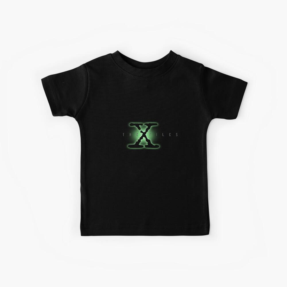 The X Files Logo Kids T-Shirt