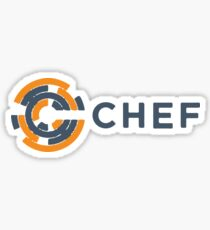 Chef Logo Sticker