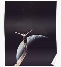 Zero Gravity Poster