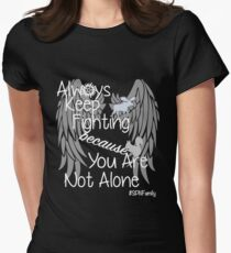 Supernatural Campaigns Women's Fitted T-Shirt