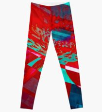 Hyper Flower Power Leggings