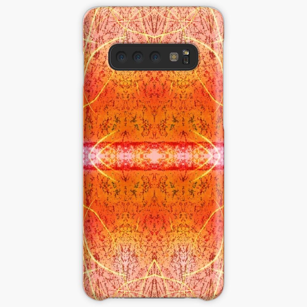 Hell unter der Erdfäule Hülle & Klebefolie für Samsung Galaxy