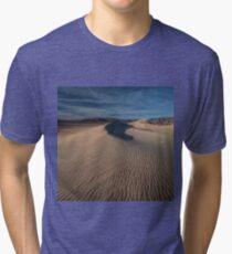 Death Valley's Eureka Sand Dunes Tri-blend T-Shirt
