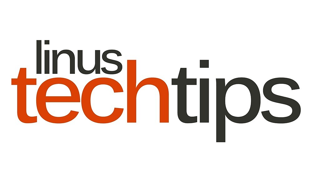 Quot Linus Tech Tips Quot By 1mp3x Redbubble