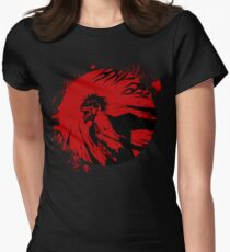 Hollow Ichigo - Thirst for Blood Women's Fitted T-Shirt