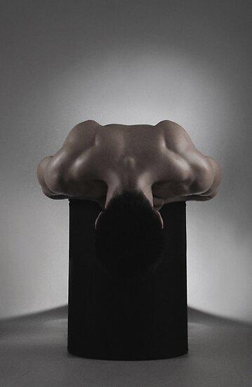 pedestal by Rebecca Tun