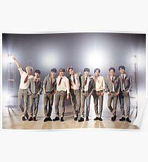Exo Full Poster