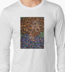 Abstract Criminal No.1 Long Sleeve T-Shirt