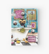 Love Bathing Hardcover Journal