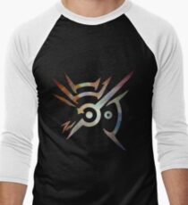 Outsider's Mark, Dishonored (Nebulae) Baseball ¾ Sleeve T-Shirt