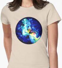 Nebula  Womens Fitted T-Shirt