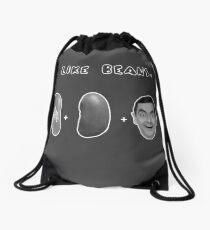 I Like Beans Drawstring Bag