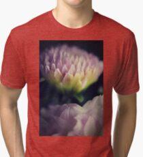 flower close up one Tri-blend T-Shirt